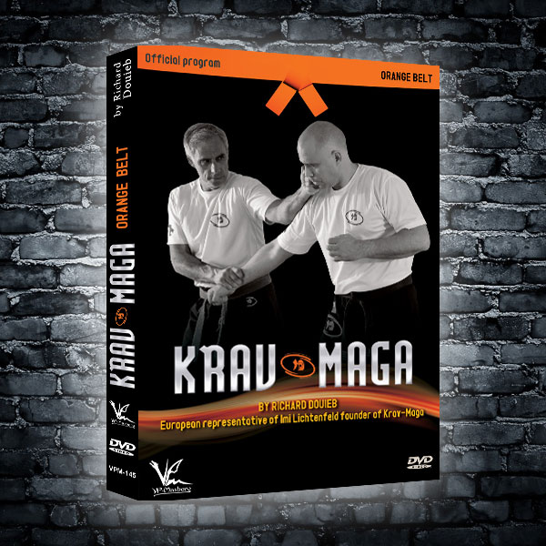 FEKM Krav Maga Orange Belt DVD