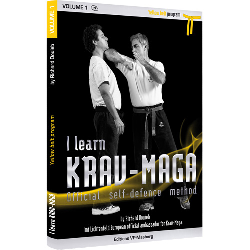 FEKM Krav Maga Training Manual by Richard Douieb