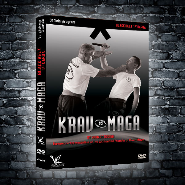 Krav Maga Black Belt DVD