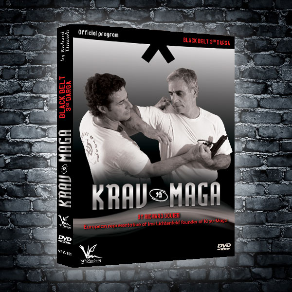 Krav Maga 3rd Darga Black Belt DVD
