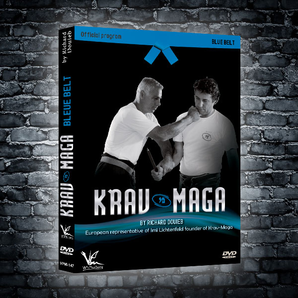 FEKM Krav Maga Blue Belt DVD