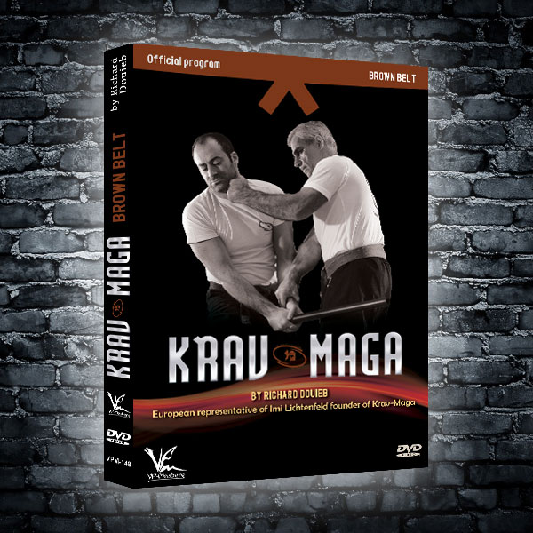 FEKM Krav Maga Brown Belt DVD