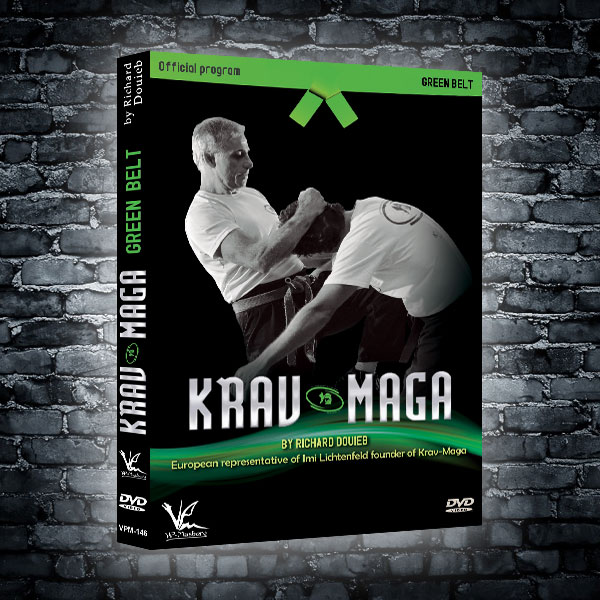 FEKM Krav Maga Green Belt DVD