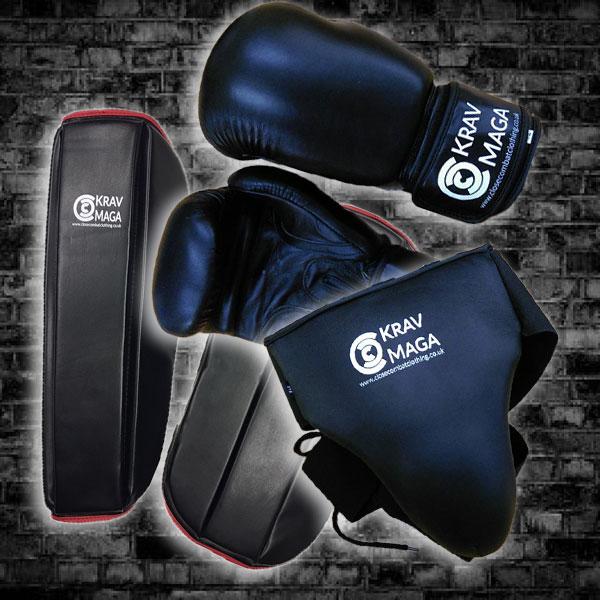 CCC Krav Maga Protection Kit